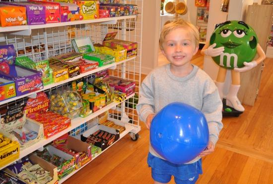 Sweet Spot Candy Shop in Barrington, Illinois