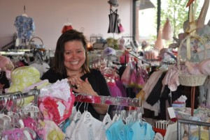 Kelly at Amazing Gracies in South Barrington