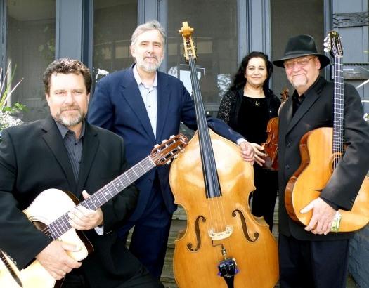 Jazz Fest at L'Eiffel Bistrot