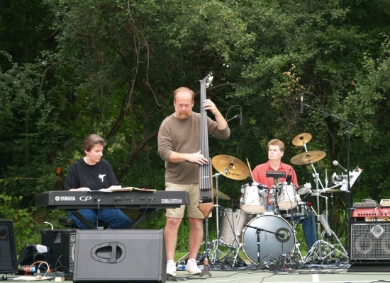 "The Band ""Together Again"" Performs at Summer Fun Friday"