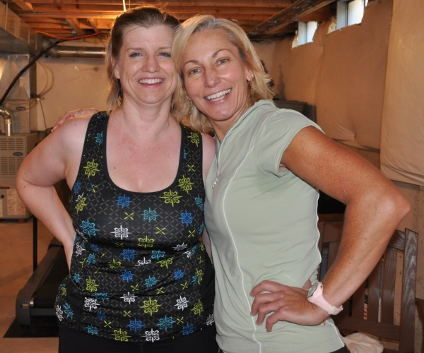 Girls Nite Out with Personal Trainer, Sherry Hana