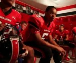 Inside the Barrington Broncos Locker Room