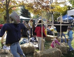 10th Annual Barrington Scarecrow Festival