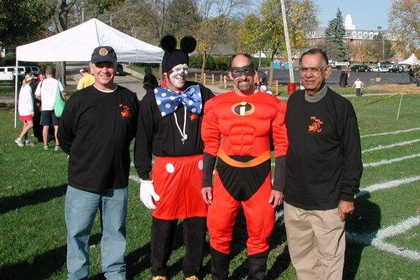 Barrington Breakfast Rotary Trick or Treat Trot
