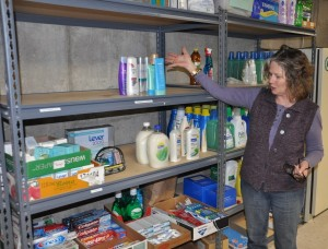 Help Replenish Supplies at the Cuba Township Food Pantry