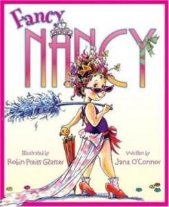 Fancy Nancy Mother Daughter Tea