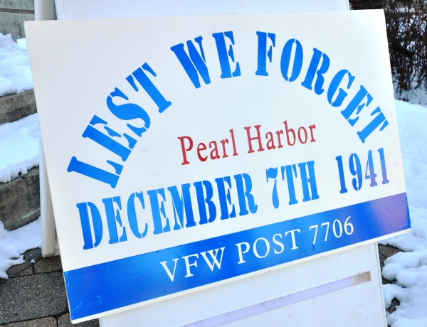 A Solemn Tribute to the Anniversary of the Attack on Pearl Harbor