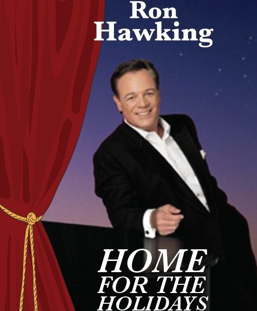 Ron Hawking Performs Holiday Concert at Barrington High School