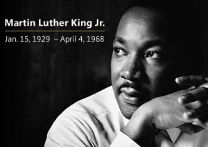 Martin Luther King Delivering the Dream Celebration in Barrington, Illinois