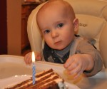 First Birthday in Barrington