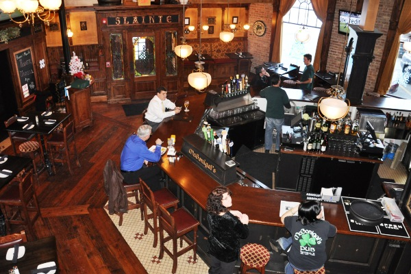 McGonigal's Pub in Barrington