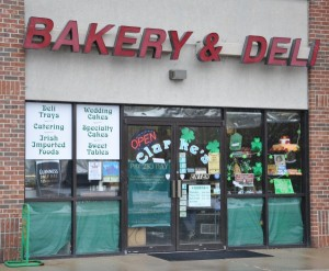 Family Owned Clarke's Bakery and Deli in Barrington, Illinois
