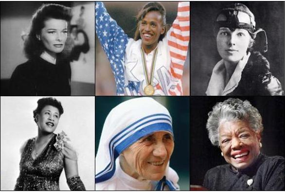 340. Be Inspired by Great Women in History | 365Barrington