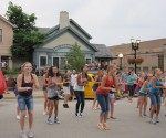 Dancing in the Streets of Downtown Barrington