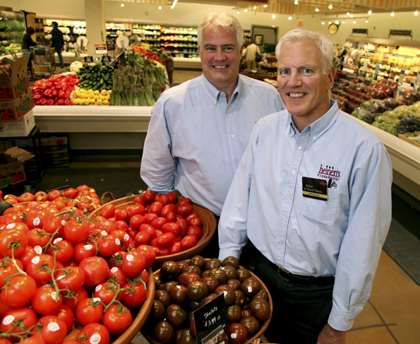 The Heinen Brothers Expand their Family Grocery Business into Greater Chicagoland