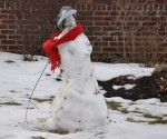 Post - Snowman Contest Winner