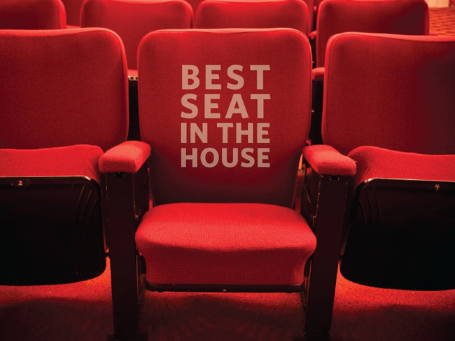 101 treat your tushie to the best seat in the house 365barrington