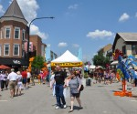 Post - Barrington Art Festival - Photographed by Liz Luby Chepell