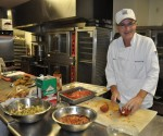 Biltmore Golf, Beach & Tennis Club Executive Chef, Mike Battaglia