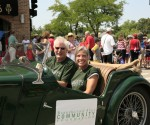Barrington Area Community Foundation on Parade - Susan McConnell
