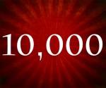 Post - 10,000