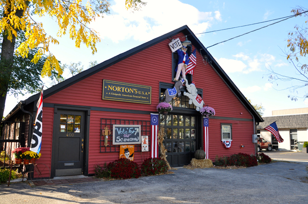 Norton's U.S.A. - 400 Lageschulte Street in Barrington, Illinois