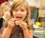"Barrington 220 ""Tasty Tuesday"" Healthy Eating Initiative - Courtesy of Barrington School District 220"