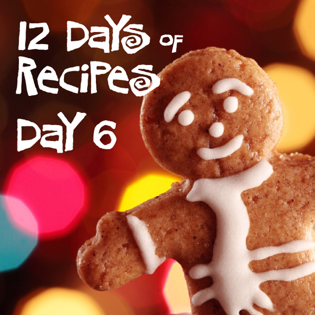 12 Days of Recipes - Day 6