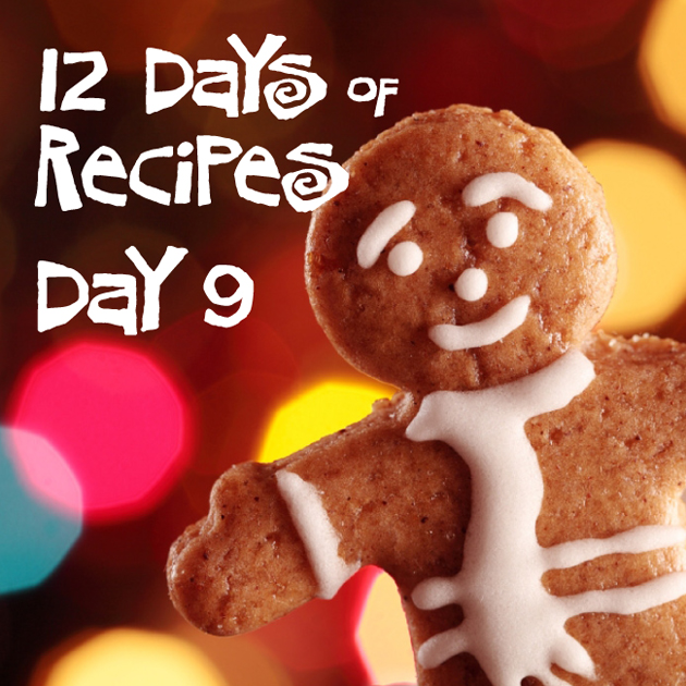 12 Days of Recipes - Day 9