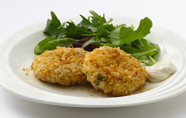 Post - Baked Crabcakes