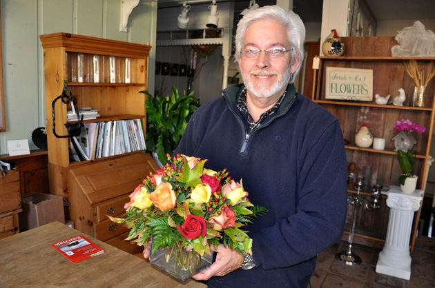 Post - Barrington Flower Shop Christmas Gifts