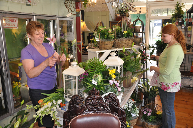 Post - Barrington Flower Shop Floral Designers