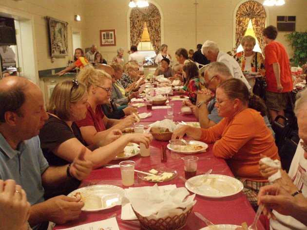 Post - The Community Meal in Barrington