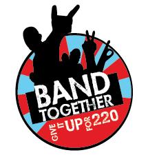 Band Together Music Fest Logo