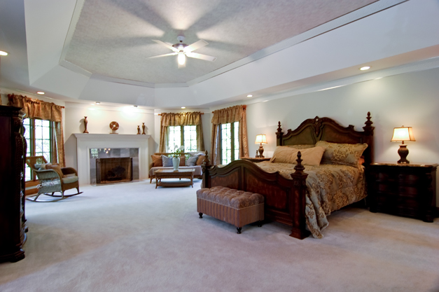 Master Bedroom at 150 Braymore Court