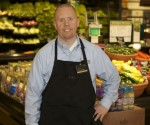 Heinen's Produce Manager, Ken McHeel - Photographed by Julie Linnekin