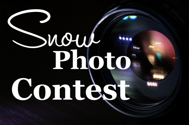 Snow Photo Contest