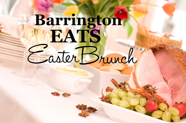 Barrington EATS Easter Brunch