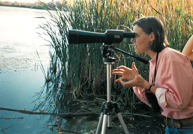 Barrington Area Naturalist, Wendy Paulson