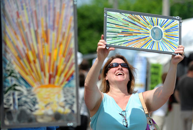 Barrington Art Festival - Courtesy of Amdur Productions