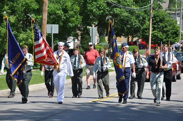 Barrington Memorial Day Parade