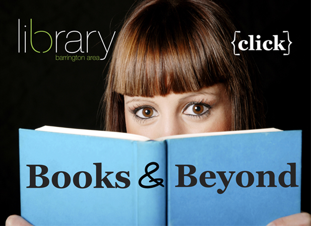 Books & Beyond at the Barrington Area Library