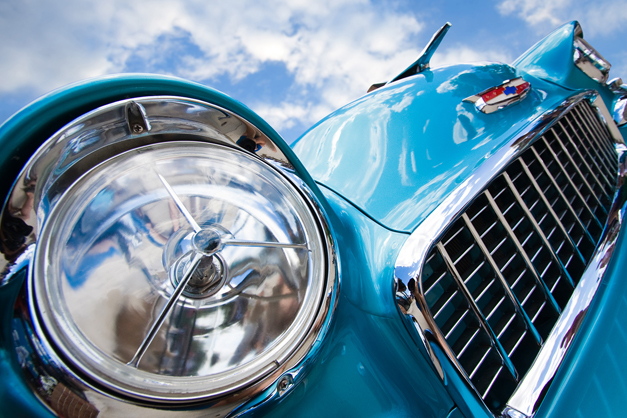Barrington Cruise Nights, 2013, Opens with Chevy Night on Thursday, May 30th