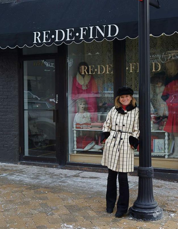 Re.De.Find, 115 E. Station Street - Photographed by Julie Linnekin