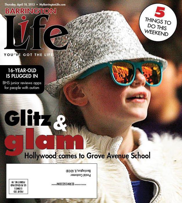 Barrington Life Issue - April 18, 2013