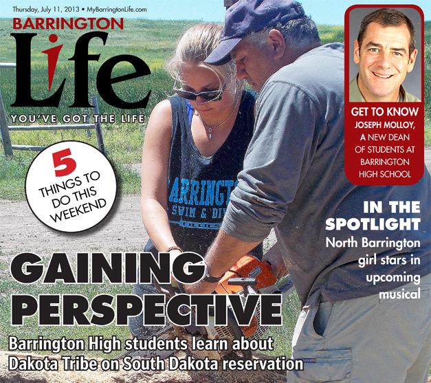 Barrington Life Issue - July 11, 2013
