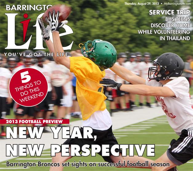 Barrington Life Issue - 8.29.2013