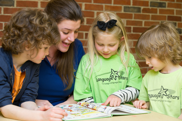 New Language Scholars Program at Language Stars in Barrington