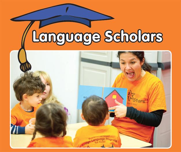Language Stars new Language Scholars Program