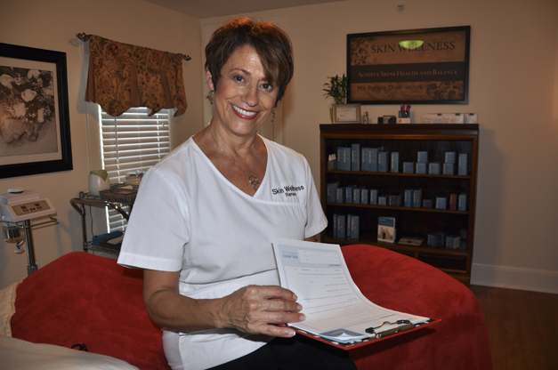 Skin Wellness Owner and Estheticians, Renee Diak-Witek